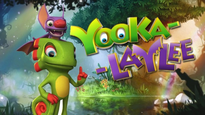 Want to Play Yooka-Laylee? Then Head to EGX Next Month!