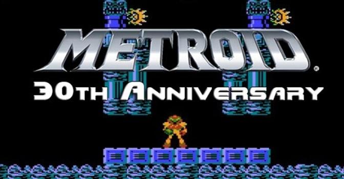 Happy 30th Birthday Metroid!