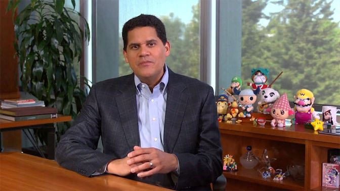 Glixel Talks With Reggie Fils-Aime About Nintendo's Direction, Competitive Play, Revamping Franchises & More.
