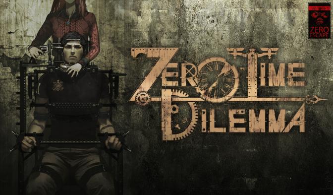 Zero Escape: Zero Time Dilemma (3DS) Review