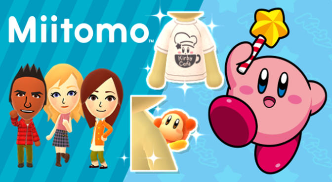 Miitomo's Next Star Collab is With None Other Than Kirby!