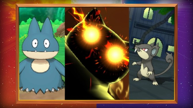Alolan Rattata & an Exclusive Munchlax? Now that's a Troubling Twosome!