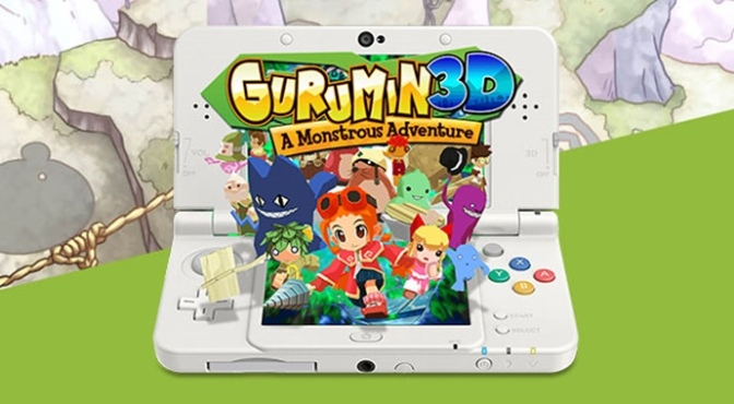 Gurumin 3D Releases Next Month (for North America)