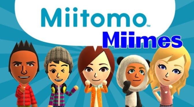"Having Fun With ""Miimes"" (Miis+Memes=Miimes)"