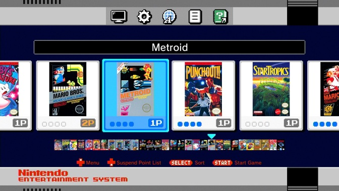 Press Release Confirms Details And Modes For NES Classic Mini