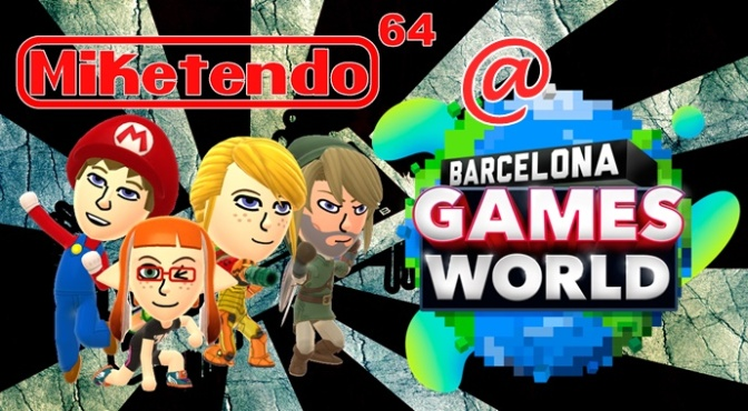 Barcelona Games World and What I Made of It!