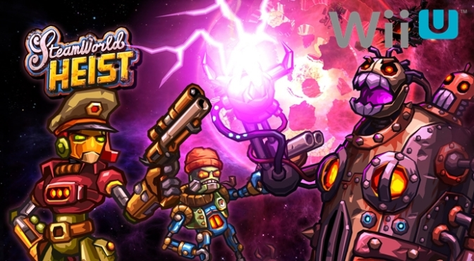SteamWorld Heist on the Wii U (The Jacktendo Review)