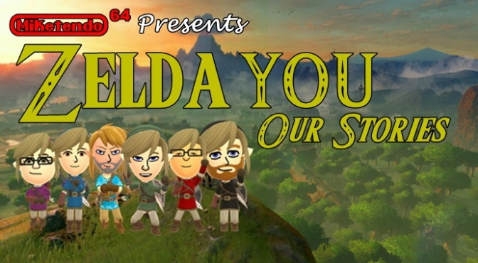 Zelda You: Our Stories Issue #8 (4th of September 2016)