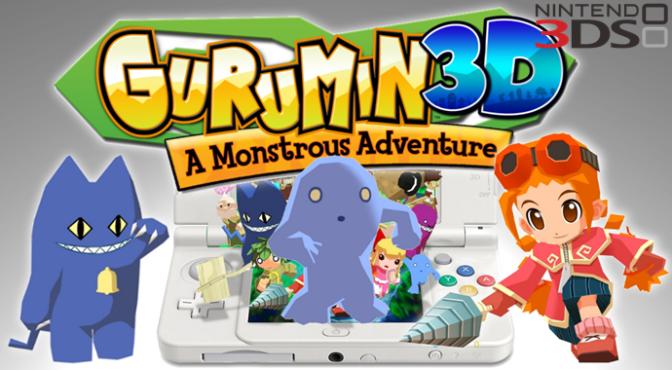 Gurumin 3D (The Jacktendo Review)