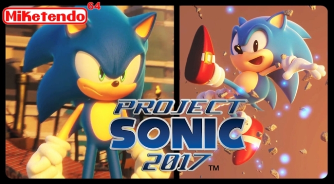 Recent SEGA Event Turns up New Project Sonic 2017 Details