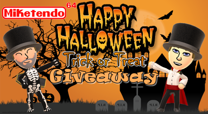 Our Happy Halloween Trick Or Treat Giveaway!