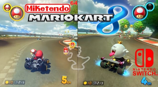 "Emily Rogers: ""One Of The Previous Wii U Ports For Switch Is Not A Port, Mario Kart Is A Port Though"