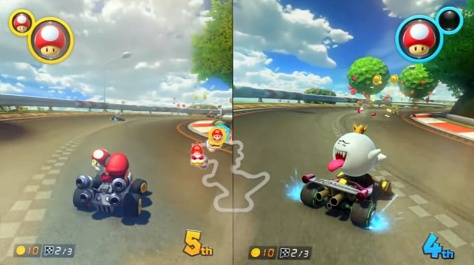 Image result for mario kart 8 switch