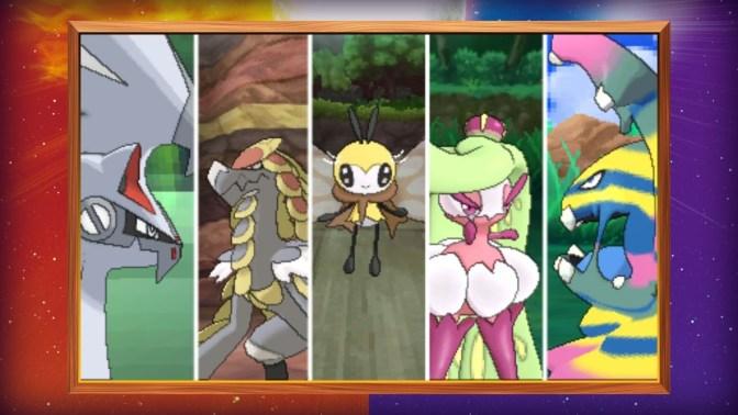 Meet Silvally, Kommo-o, Tsareena, Alolan Muk And More In Pokémon Sun & Moons's Latest Trailer