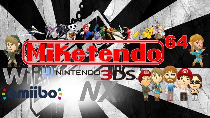 5 Reasons You Should Follow Miketendo64 this Week!