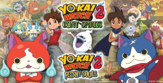 Yo-kai Watch 2: Bony Spirits/Fleshy Souls (3DS) Review