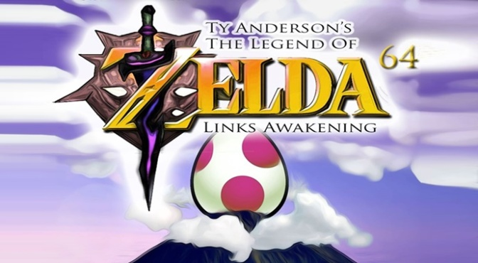 Link's Awakening 64: A Ty Anderson Project