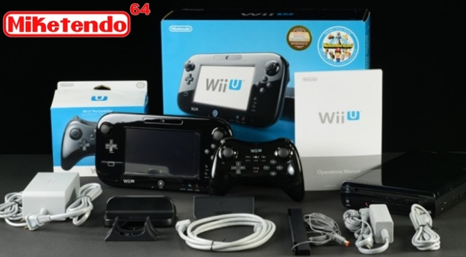 So Long, Farewell, Auf Wiedersehen Wii U Production
