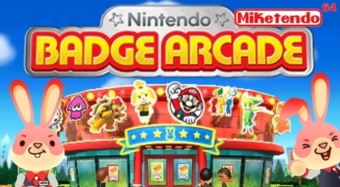 Sun & Moon Fever Comes to the Nintendo Badge Arcade (Europe & North America)