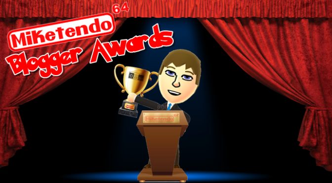 The Miketendo64 Blogger Awards AKA The M'ies