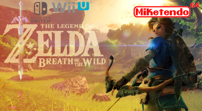 Exclusive Look at Breath of the Wild is Guaranteed at this Year's Game Awards 2016