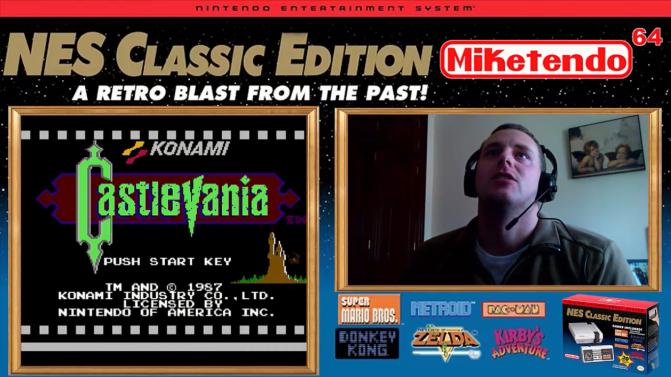 NES Classic Gameplays