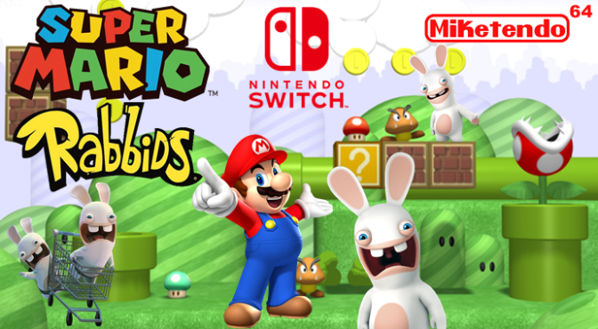 Mushroom/Rabbids Kingdom Battle (Rumour Round-up)