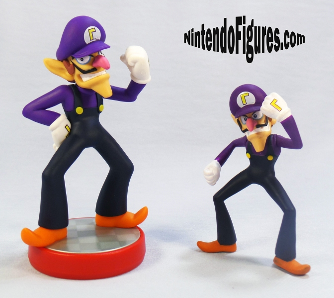 Waluigi Super Mario Amiibo Review