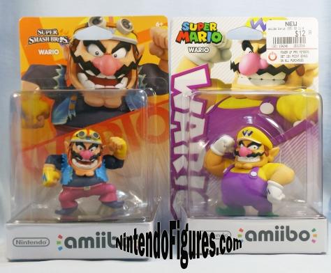 wario smash brothers super mario amiibo