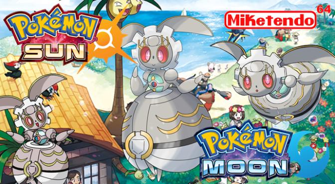 Guide: Scanning & Obtaining Magearna in Pokémon Sun & Moon