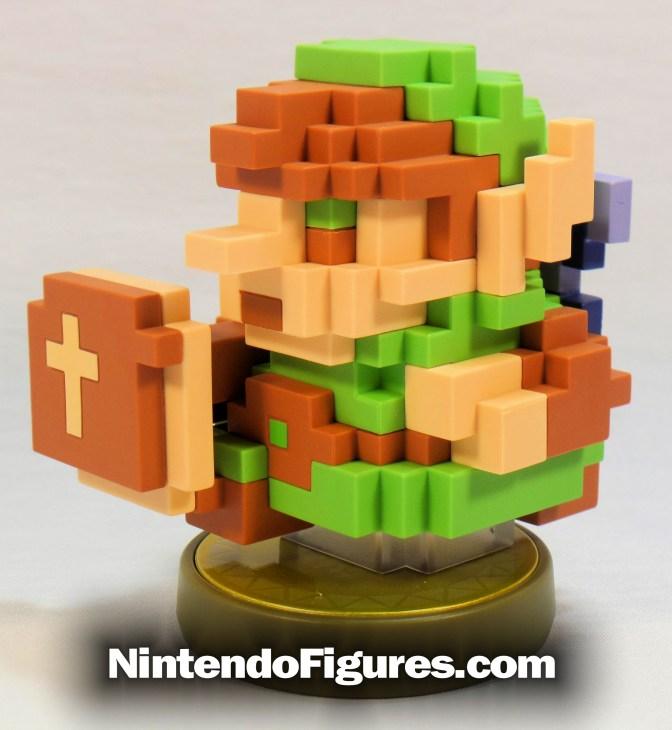 Legend of Zelda 8-Bit Link Amiibo Review