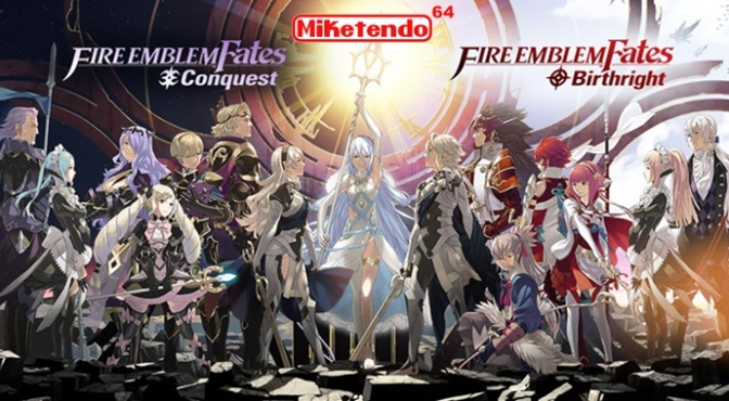 (Rumour) Fire Emblem Fates: Revelation Could be a Nintendo Switch Release