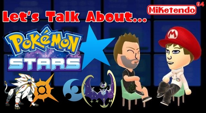 Let's Talk About: Pokémon Stars (The Things We Want to See)