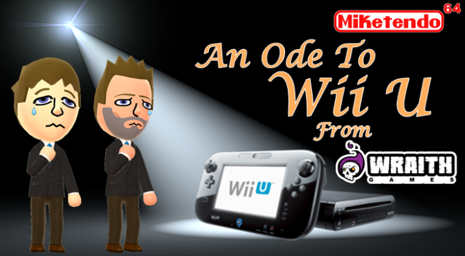 An Ode to Wii U From Wraith Games (Interview)