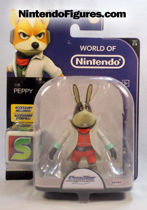 peppy world of nintendo box front