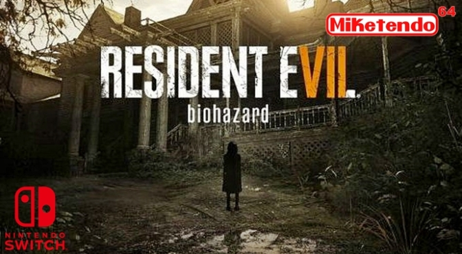 (Rumour) Capcom are working on a VR Port of Resident Evil 7 for the Nintendo Switch (Nintendo Switchmas Day 3)