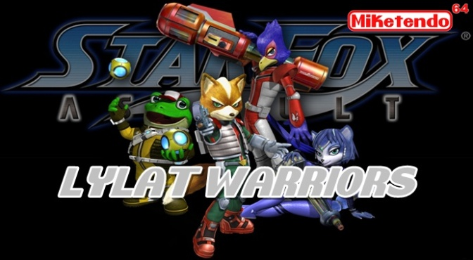 Rumour! Koei Tecmo Approched Nintendo About A Starfox/Warriors Game