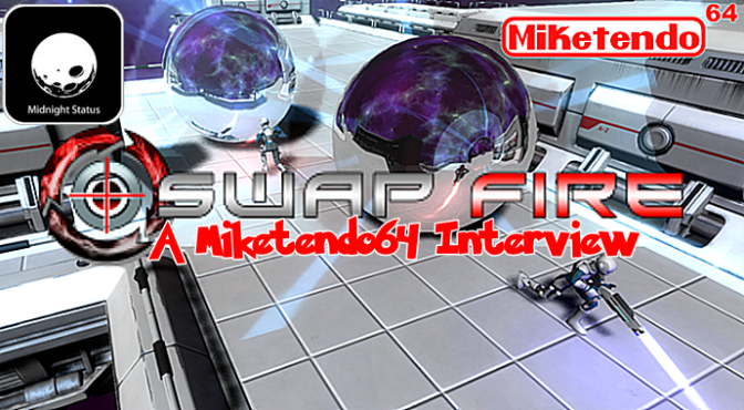 Midnight Status: A Miketendo64 Interview (Jeremy Alessi & Swap Fire)