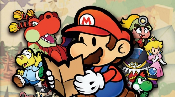 Paper Mario: The Thousand-Year Door Review