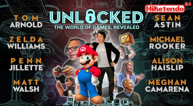 """Miyamoto Talks Wii Motion Controls In Documentary Series """"Unlocked: World Of Games, Revealed"""""""