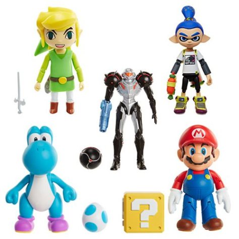 world of nintendo wave 9 figures