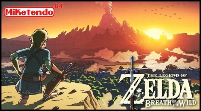 Eurogamer Unofficially Confirm Breath of the Wild Will Make its March Release in North America & Japan