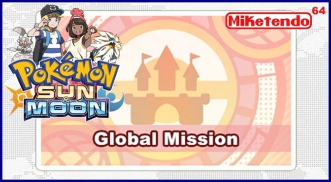 Gotta Trade 'em All! (A Pokémon Sun & Moon Global Mission)