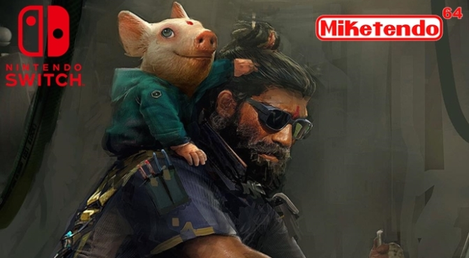 (Rumour) Beyond Good & Evil 2 Will Only be a Switch Exclusive for 12 Months