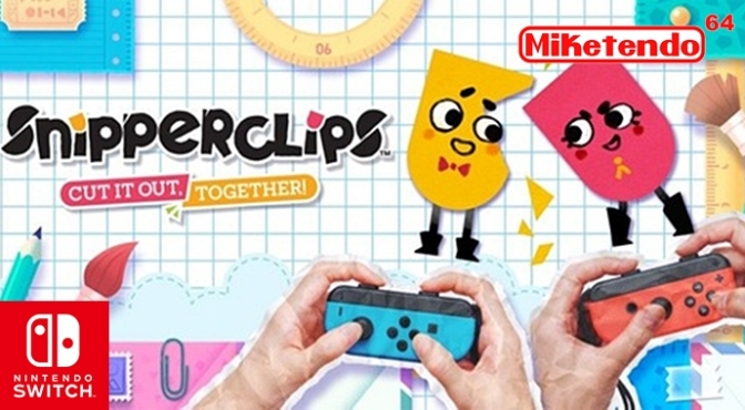 The Truth about Snipperclips (An SFB Games Creation)