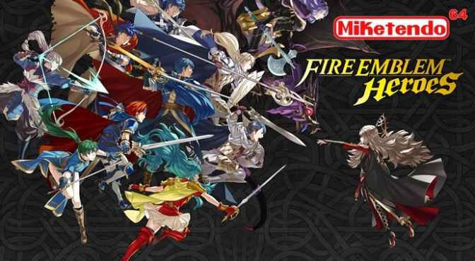 Fire Emblem Heroes is Only Coming to a Select Number of Countries