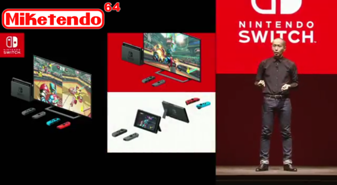 Nintendo Switch Confirmed! Arms