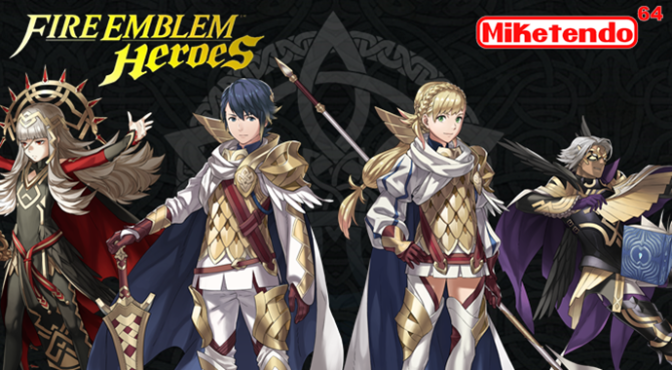 Fire Emblem Heroes Q&A Provides Additional Details (Recruiting Enemies, Marriage System and More)