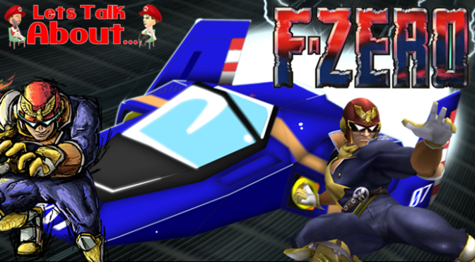 Let's Talk About… F-Zero (The Perfect Mobile Game)