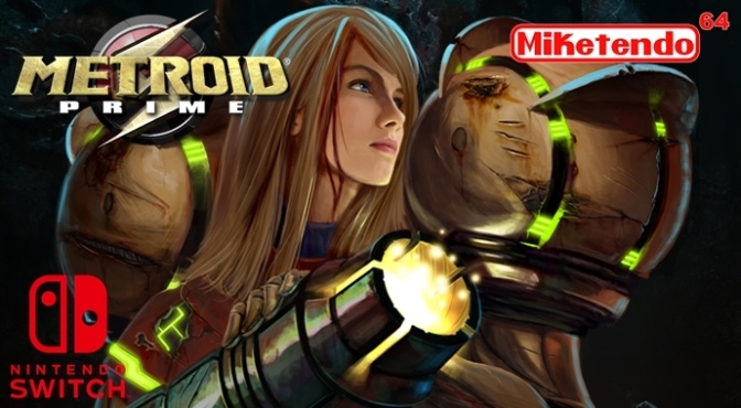 (Rumour) Samus Aran Returns! New Metroid is Coming to the Switch!